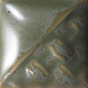 Mayco Stoneware Midfire Brushable Glaze SW108 Green Tea