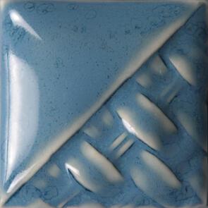 Mayco Stoneware Midfire Brushable Glaze SW252 Blue Opal