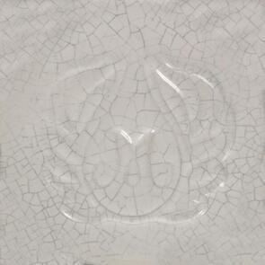 Mayco Stoneware Midfire Brushable Glaze SW149 Crackle White