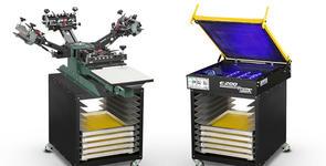 Vastex UC-1000 Mounting bracket kit for E-1000 on Utility Cart