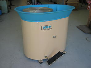 Venco No3 MkII Cone Drive Potters Wheel