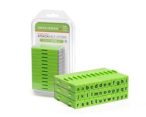 Xiem Tools Attachable Letters Stamp Set 36 Pcs Lower Case