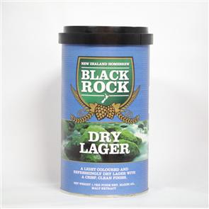 Black Rock Dry Lager 1.7kg