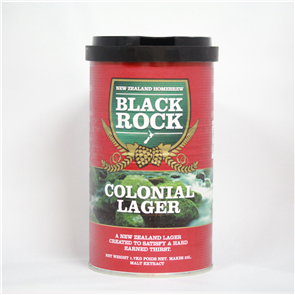 Black Rock Colonial Lager 1.7kg