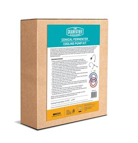 Conical Fermenter Cooling Pump Kit