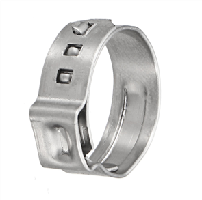 Hose Clamp Stainless - 6mm