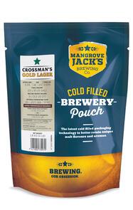 M/J's Crossmans Gold Lager 1.8kg