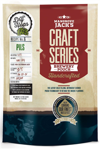 Craft Series Pils with dry hops