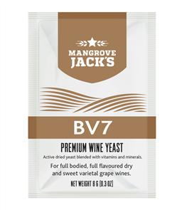 Wine Yeast - BV7 8g