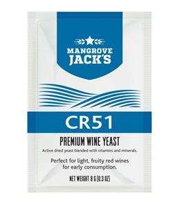 Wine Yeast - CR51 8g
