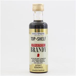 Top Shelf French Brandy  2.25L