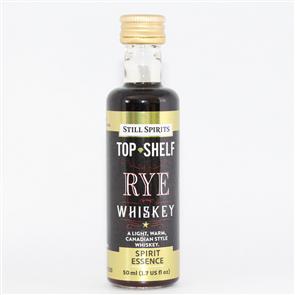 Top Shelf Rye Whiskey 2.25L