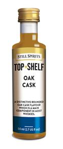 Top Shelf Enhancer Oak Cask 50ml
