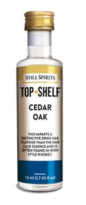 Top Shelf Enhancer Cedar Oak 50ml