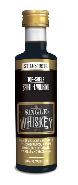 Top Shelf Single Whiskey 2.25L