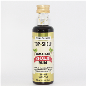 Top Shelf Jamaican Gold Rum 2.25L