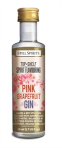 Top Shelf Pink Grapefruit Gin 2.25L