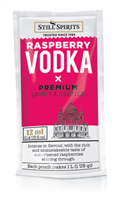 Vodka Shot Raspberry 1L
