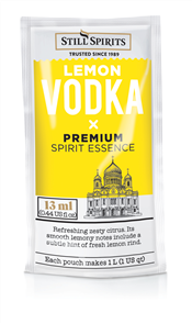Vodka Shot Lemon 1L