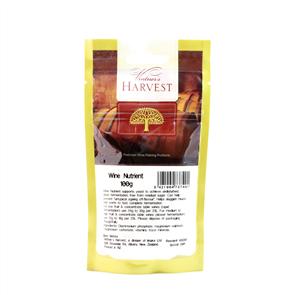 Harvest Wine Nutrient 100g