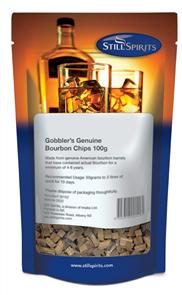 Still Spirits Gobblers Bourbon Chips 100g