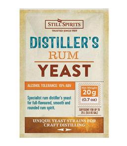 SS Distiller's Yeast Rum 20g