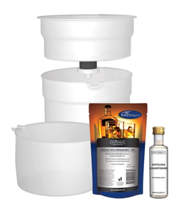 Air Still Carbon Filter & Collection System 2.5L