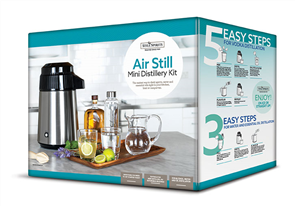 Air Still Mini Distillery Starter