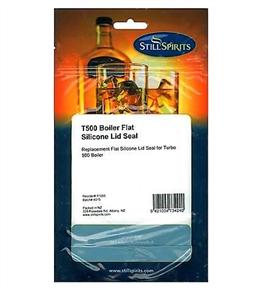 Still Spirits T-500 Flat Silicone Boiler Lid Seal
