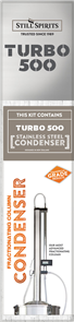 T-500 Condenser - Stainless