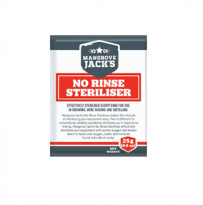 No Rinse Steriliser 25g