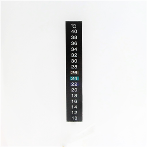 Stick on Thermometer