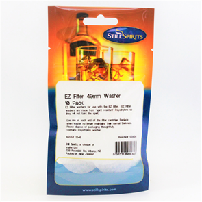 EZ Filter Washers 10 Pack
