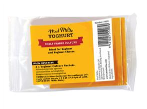 Yoghurt Culture Sachets x5