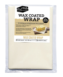 Wax Coated Paper 480x480 10 Pack