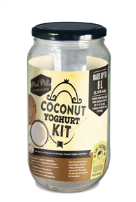 Coconut Yoghurt Kit Jar