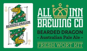 Bearded Dragon Elle Wort 15 Litres