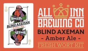 Blind Axeman Amber Wort 15 Litres