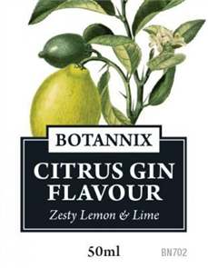 Gin Flavour Citrus, 50ml