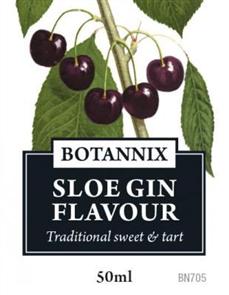 Gin Flavour Sloe, 50ml