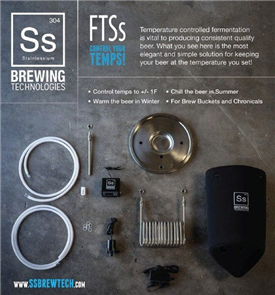 FTSs Temperature Controller 52L Chronical