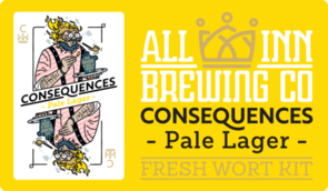 Consequence Lager Wort 15 Litres