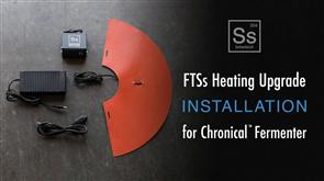 FTSs Heating Upgrade Kit for Standard 26L Chronicals