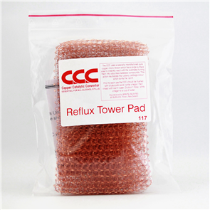 Spirits Unlimited Copper Reflux Pad