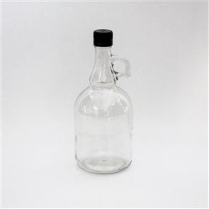 Glass Spirit Bottle 1L