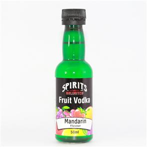 Mandarin Vodka 1L