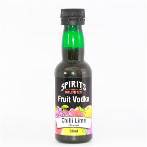 Chilli Lime Vodka 1L