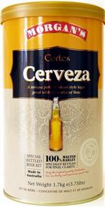 Morgan's Cortes Cerveza 1.7KG