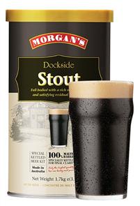 Morgan's Dockside Stout 1.7KG
