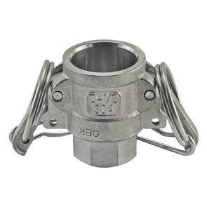 """1/2"""" Type D Adapter Camlock Fitting"""